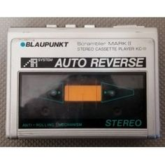 Other Music Related Items - Vintage Blaupunkt Scrambler Mark II Stereo Cassette Player Needs attention for sale in Vereeniging Vintage Music, Scrambler, Early Music