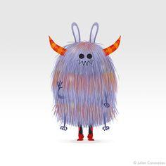 monstre-poilu http://www.toyzmachin.com
