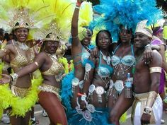 Carnival in Trinidad & Tobago- Been to this Carnival in Trinidad with my Husband, Brother and Sister in Law - Awesome