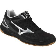 Mizuno Wave Supersonic Volleyball Shoes - Womens Black Silver