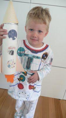 rocket party ideas
