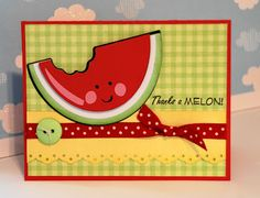 Simply Charmed watermelon