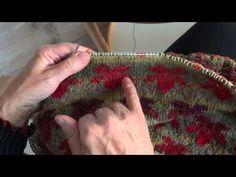 At hæfte ender er en af de ting stort set alle der Intarsia Patterns, Knitting Patterns, Fair Isle Knitting, Hobbies And Crafts, Scandinavian Style, Fair Isles, Ravelry, Quilts, Strands