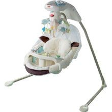 Lamb swing,how do i love thee - let me count the ways! this was by far the most important piece of equipment for #1 -my non napper. we constantly used it from by the first/second monthsFisher Price My Little Lamb Baby Cradle & Swing - not every baby loves to swing but we tried it periodically until it clicked for her. A friend lent us an older model to start with and after that died, we got this pronto.