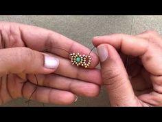 Dainty Simple Beaded Bracelet    How to make Beaded Bracelet    DIY Beaded Bracelet - YouTube
