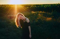 Ana Viana Fotografia - nascer do sol - retrato feminino