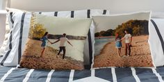 Your Photo on Personalised Cushion. The cushion cover is machine washable at 40°C.     https://www.my-picture.co.uk/home-lifestyle/personalised-photo-cushions.jsf  #mypicture #photocushion