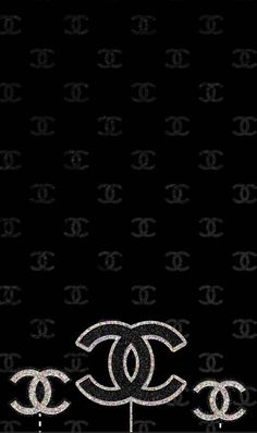 Tumblr Iphone Wallpaper, Iphone Wallpaper Glitter, Computer Wallpaper, Cellphone Wallpaper, New Wallpaper, Wallpaper Backgrounds, Abstract Backgrounds, Chanel Wallpapers, Pretty Wallpapers