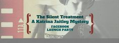 [August 13, 2015] @melsurani will be celebrating the re-release of THE SILENT TREATMENT. Join the Facebook party for fun and giveaways from 4:00pm - 9:00pm EST. The Silent Treatment, Facebook Party, August 13, Launch Party, Live Events, Giveaways, Join, Product Launch, Author