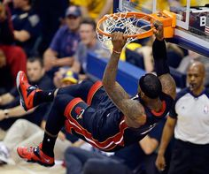 LeBron James : NBA playoffs: Eastern Conference finals