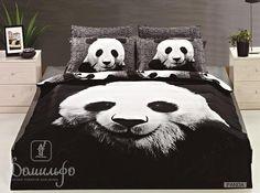 Panda bed