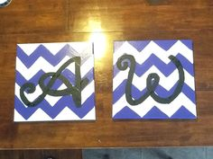 Dorm room decorations! Can't wait to hang these up on my door