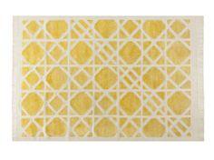Tapi à motifs rectangulaire CANNAGE Collection Les Contemporains by ROCHE BOBOIS | design Alnoor