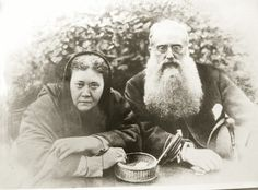 Enlightenment of mankind is the goal. Ascended Masters began communicating their higher teachings over a century ago. They started in 1875 when the Master M. (El Morya), K.H. (Kuthumi) and others worked with Helena Blavatsky to found Theosophy  This movement introduced the Eastern teachings on reincarnation and karma to the West, and it greatly influenced some of the leading minds of the time (ex., Albert Einstein).