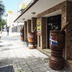Local Restaurant ''El Rey del Churrasco'' in Santurce  #santurceesley  #descubrepr  #puertorico  #churrasco  #comida #elreydelosborrachos