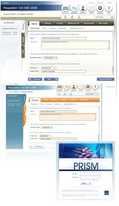 Government interface design - LightMix
