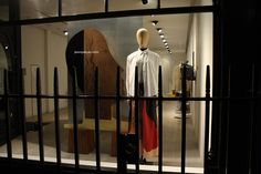 ACNE windows at Bond street, London - Retail Design Blog» visual merchandising
