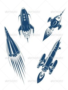 Space Ships and Spacecrafts Set  #GraphicRiver         Space ships and spacecrafts set in cartoon style. Editable EPS8 and JPEG (can edit in any vector and graphic editor) files are included   SPORTS                                               MASCOTS                                               MEDICINE                                 FOOD                                               LABELS                                               WEDDING                        …