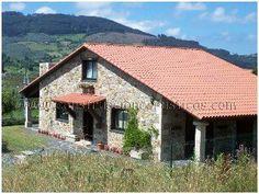Construcciones Rústicas Gallegas - Casas rústicas de piedra - Diseños - Villaviciosa