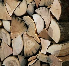 Tthere is just something great about the beauty of randomly stacked wood ready for a winter fire.