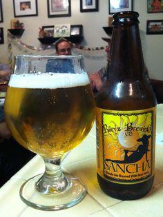 Riley's Brewing 'Sancha' Honey Blonde Ale