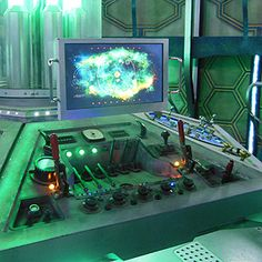 Series Seven TARDIS Interior - TARDIS Interior and Console Rooms - The Doctor Who Site