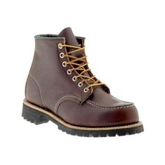 Red Wing Classic Moc Lug Casual Boots