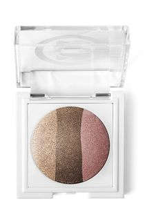 Mary Kay At Play® Baked Eye Trio in Neapolitan.  Three vibrant eye shades are expertly coordinated in perfect harmony so you can mix and match easily for endless looks!