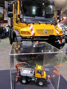 Lego Technic Mercedes Benz Unimog U400