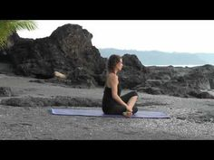 my favorite class for calming and relaxing. good paced flow with excellent stretches. intermediate class, but very restorative. this class is like a moving meditation!