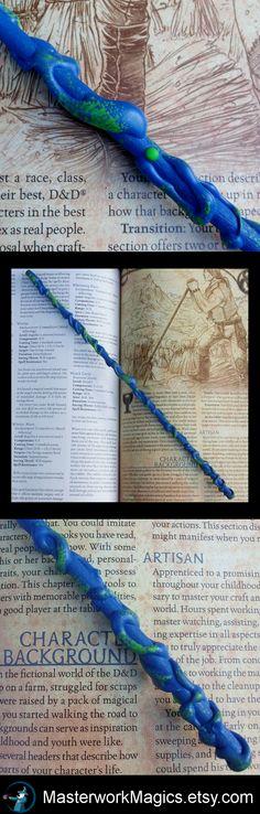 *Sold* Wizard 101 magic wand by Masterwork Magics. #magic #wand