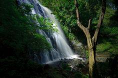 Efrata waterfall - Samosir