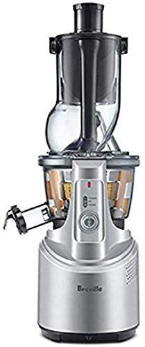 Buy Breville Bjs700sil Big Squeeze Slow Juicer Silver Online In 2020 Juicer Juicer Machine Juicer Reviews