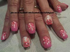 Fun Easter nails :) #uniquenails #funnails #cutenails #nailprodigy #nailpro #naildesigns #handpaintednails #art #nailpolish #nailsmagazine #peoriail #peoriailnailtech #followme #polish #easternailart #easternails #dots #bunnynails #bunnynailart #acrylicnails     follow me on my nail page at www.facebook.com/nailsbyjami book an appointment before April 1st and get a free upgrade the free upgrade includes, hot towels, hand massage, hand exfoliation scrub, and oil.