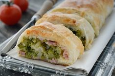Spanakopita, Sushi, Bakery, Food And Drink, Low Carb, Cooking, Ethnic Recipes, Drinks, Savoury Cake