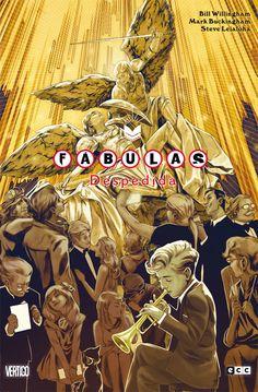 """""""Fabulas 23. Despedida"""" (Bill Willingham y Mark Buckingham, ECC Comics)"""