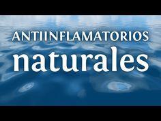 7 antiinflamatorios naturales contra la hinchazón, la retención de líquidos y el dolor - YouTube