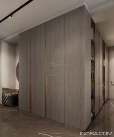 Modern classic in Albania on Behance Modern Classic Bedroom, Modern Classic Interior, Classic Home Decor, Classic House, Wardrobe Door Designs, Wardrobe Doors, Closet Designs, Luxury Homes Interior, Luxury Home Decor