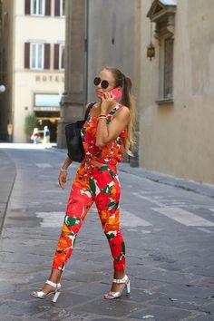 pantaloni e top coordinati - matchy matchy #persunmall #rainbowsummer #wiko