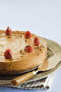 Suklaa-vadelmakakku | Reseptit | Valintatalo