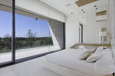 Contemporary house In Madrid By A-Cero Architects. | Archifan Blog