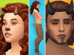 Hi, I'm Pyxis! I like the Sims, I guess. Sims 4 Game Mods, Sims Mods, Faun Makeup, Sims 4 Challenges, Sims Baby, Fantasy Tattoos, Steampunk Mask, Play Sims, Sims 4 Cc Packs