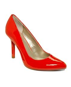 Bandolino Shoes, Doowop Orange Pumps- Macy's