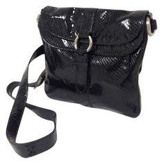 Cole Haan Reptile Print Leather Cross Body Bag SALE!!!