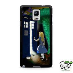 Alice In Wonderland Samsung Galaxy Note 4 Case