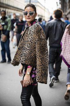 Estilo Olivia Palermo, Olivia Palermo Style, Capsule Wardrobe, Animal Print Outfits, Animal Prints, Trends, Mixing Prints, Passion For Fashion, Style Icons