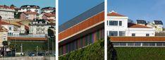Arquitectura Galicia rehabilitación y ampliación. Díaz y Díaz / School architecture. Rehabilitation and expansion of a modernist building for classrooms. Heritage. Facade
