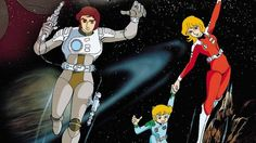 Captain Future Ulysse 31, Space Opera, Animation, Kid Movies, Classic Cartoons, Anime, Science Fiction, Pilot, Sci Fi