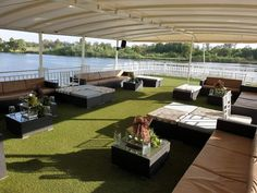 Liquid Lounge Vaal River Cruises Cruises, Corporate Events, Deck, Lounge, Patio, River, Outdoor Decor, Home Decor, Airport Lounge