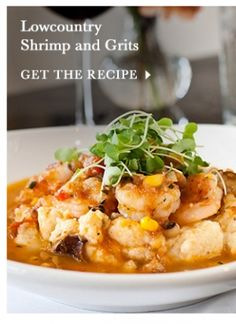 Lowcountry Shrimp and Grits More